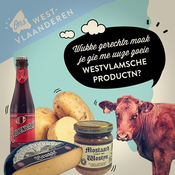 100% West-Vlaamse producten