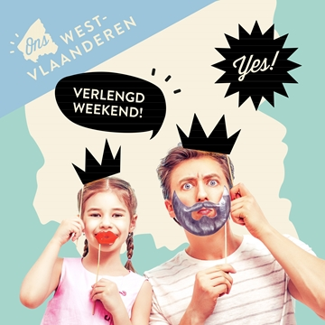 Yes, verlengd weekend!