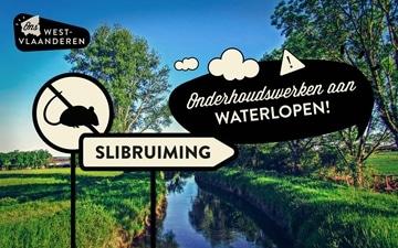 Provincie zorgt voor onze waterlopen