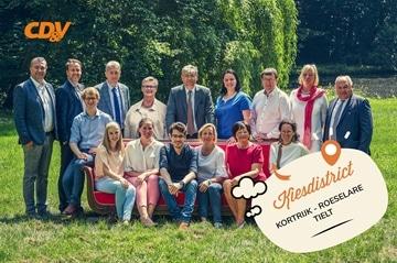 Kiesdistrict Kortrijk-Roeselare-Tielt