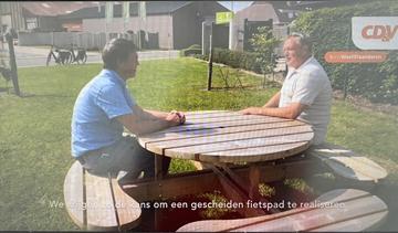 Fietsinvesteringen in Waregem, Anzegem en Zedelgem